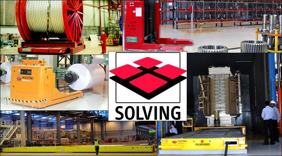 azienda solving italia tecnologia cuscino d aria sollevamento carichi pesanti robot beam mover air cushions1