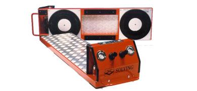 Sistema travi a cuscino d aria Solving Italia - Sollevamento movimentazione carichi pesanti air cushions